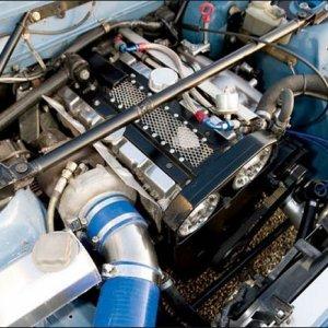 Componentes importantes del motor
